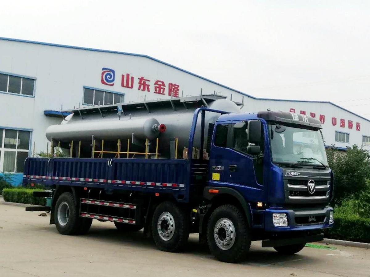 氨水除油气浮设备