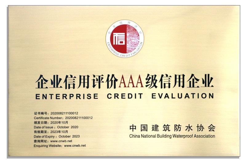 国际信用评价AAA级信用国际